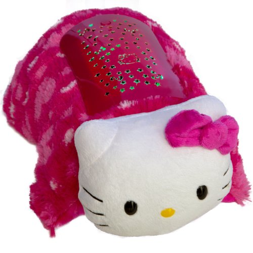 pillow pets dream lite hello kitty plush 885883782836. Black Bedroom Furniture Sets. Home Design Ideas
