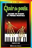 echange, troc R.-L. Stine - Leçons de piano et pièges mortels, numéro 19
