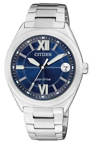 Citizen-Damen-Armbanduhr-XS-Analog-Quarz-Edelstahl-FE6000-53L
