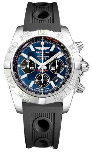 Breitling Windrider Chronomat B01 Ab011012/C789-Orologio da uomo
