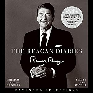 The Reagan Diaries Audiobook