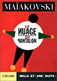 echange, troc Maïakovsky, Wladimir Bérélowitch, Leon Trotsky - Le Nuage en Pantalon : tétraptique