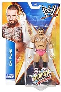 Amazon.com: WWE SummerSlam CM Punk Figure: Toys & Games