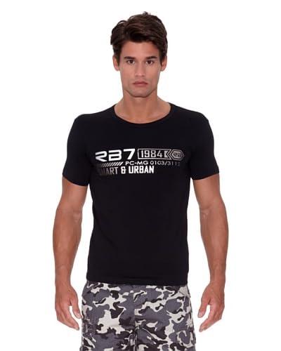 Rivaldi T-Shirt Mhenti [Bianco]