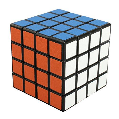 QMH-JPスピードキューブ 立体パズル2~10階立体キューブ ポップ防止立...