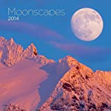 Perfect Timing - Avalanche 2014 Moonscapes Wall Calendar, 12 Month (Jan 2014- Dec 2014), 12 x 24 Inches opened (7001579)