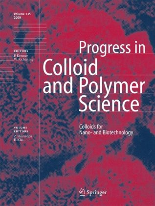 Colloids For Nano- And Biotechnology (Progress In Colloid And Polymer Science)