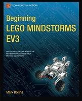Beginning LEGO MINDSTORMS EV3 Front Cover