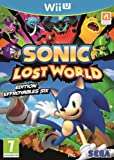 Sonic Lost World - édition  effroyables six