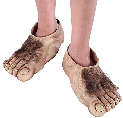 Rubies Lord Of The Rings Hobbit Costume Feet Child / Enfant front-475937