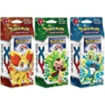 Pokemon TCG Kalos XY Theme Deck