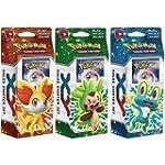 Pokemon TCG Kalos XY Theme Deck, 1 se...