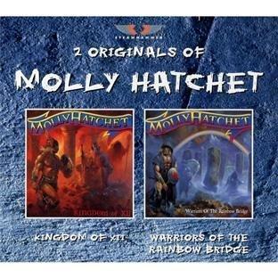 Kingdom Of Xii/ Warriors Of The Rainbow Bridge by Molly Hatchet (2010) Audio CD