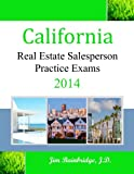 California Real Estate Salesperson Practice Exams for 2014
