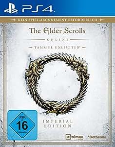 The Elder Scrolls Online: Tamriel Unlimited - Imperial Edition - [PlayStation 4]