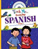 img - for Teach Me Everyday Spanish book / textbook / text book
