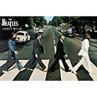 Generic The Beatles- Abbey Road Poste…