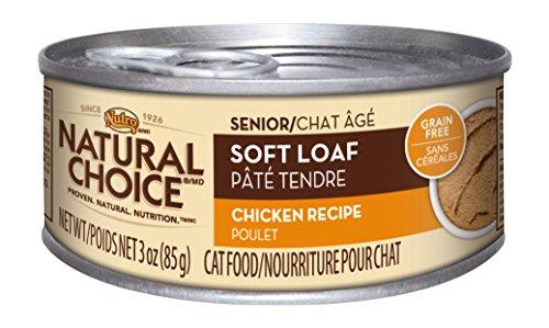 Nutro Senior Cat Food Soft Loaf Chicken Recipe
