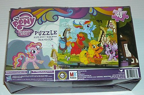 My Little Pony - Rainbow Power - Friendship is Magic - 48 piece Puzzle - 1
