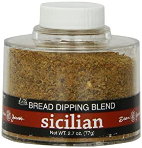 Dean Jacobs Sicilian Blend Stacking Jar, 2.7-Ounce (Pack of 6)