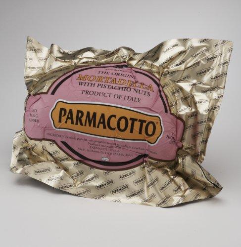 Parmacotto Mortadella DOP with Pistachio