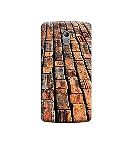 Ebby Premium Printed Back Case Cover With Full protection For Lenovo Vibe K4 Note (Designer Case)