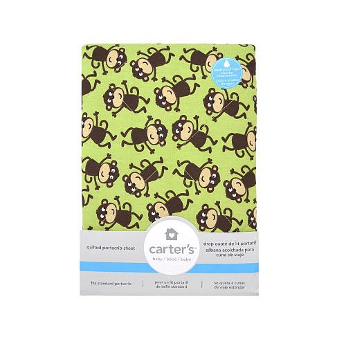 Quilted Playard Sheet front-942994