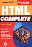 img - for HTML Complete book / textbook / text book