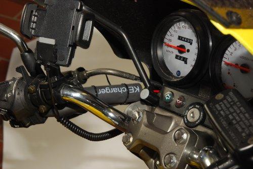 Ladegerät KECHARGER Motorrad USB-A Buchse