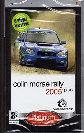 Colin Mcrae Rally 2005 Plus - Platinum Edition (PSP) by Codemasters