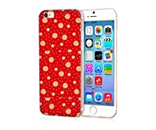 buy Mypolaroid Apple Iphone 6S Plus Case ,Ultra Slim Hard Cover , Trendy Hard Case For Iphone 6S Plus (2015)/ 6 Plus/ 6P (2014)(New)--Red And Yellow Pattern