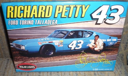 1/25 Richard Petty NASCAR Torino Talladega