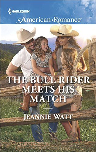 The Bull Rider Meets His Match by Jeannie Watt
