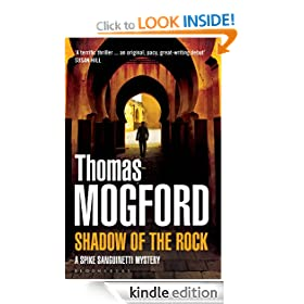 Shadow of the Rock: Spike Sanguinetti Series, Book 1 (Spike Sanguinetti 1)