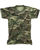 Kids Vintage Woodland T-Shirt - Available in Various Sizes