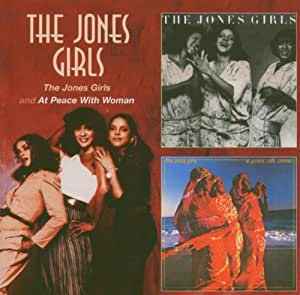 Jones Girls/At Peace W/Your Wo