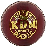 KDM Magic Leather Ball (Red)