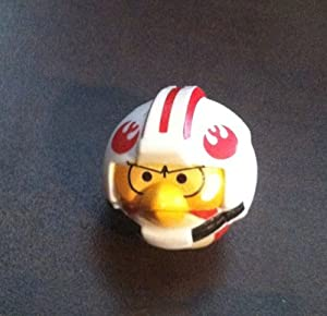 Angry Birds - STAR WARS - Luke Skywalker (Hoth Pilot) Bird #1-6 (Series 1)