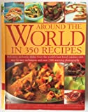 img - for Around the World in 350 Recipes book / textbook / text book