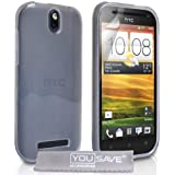 HTC One SV Tasche HTC One SV Klare Silikon Gel H�lle