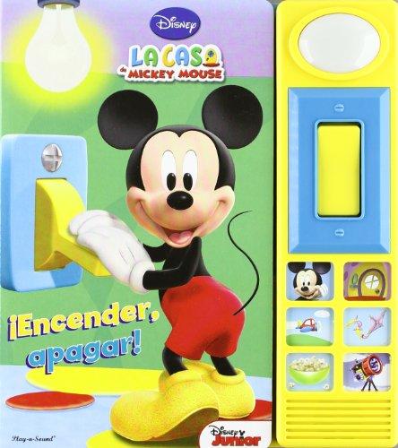 La Casa De Mickey Mouse ¡Encender, Apagar!