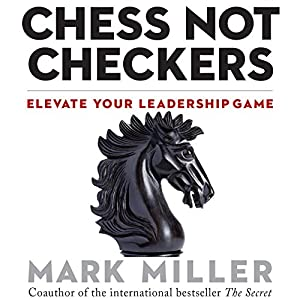 Chess Not Checkers Audiobook