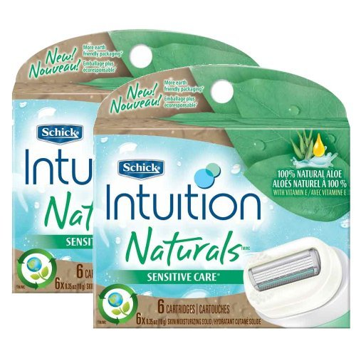 schick-intuition-naturals-sensitive-care-razor-refill-12-count-by-schick