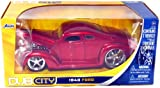 Jada: 1940 Ford Coupe 1/24 Scale (Red)