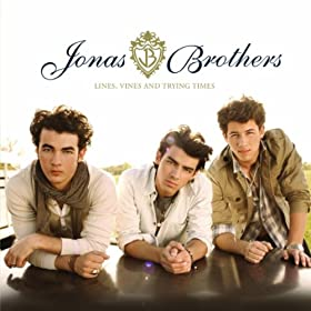 Cover image of song World war III by Jonas brothers