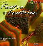 echange, troc M-V Maulini - Feutre et feutrine