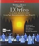 echange, troc Monteverdi: L'Orfeo (Teatro alla Scala) [Blu-ray]