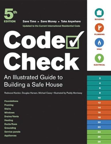 Code Check - 5th Edition - Taunton Press - RC-T070885 - ISBN: 1561588393 - ISBN-13: 9781561588398