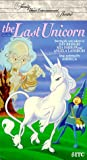 The Last Unicorn [VHS]