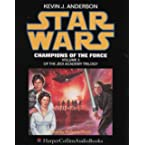 Book Review on Star Wars: Champion of the Force (Jedi Academy Trilogy) by Kevin J. Anderson